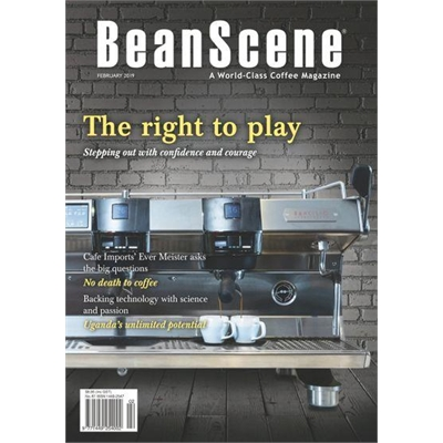 BeanScene Magazine 12 Month Subscription