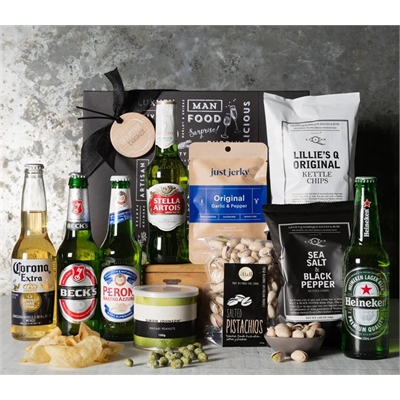 International Beers Hamper