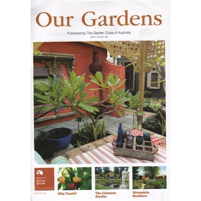 Our Gardens Magazine 12 Month Subscription