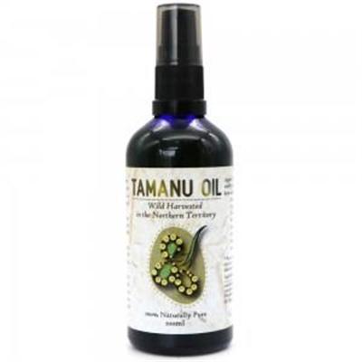 Northern Wild Harvested Tamanu Oil 100ml