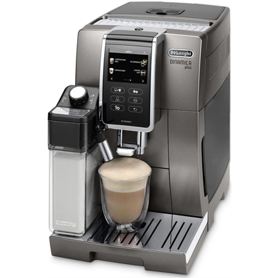 Delonghi Dinamica Plus Coffee Machine (ECAM37095T)