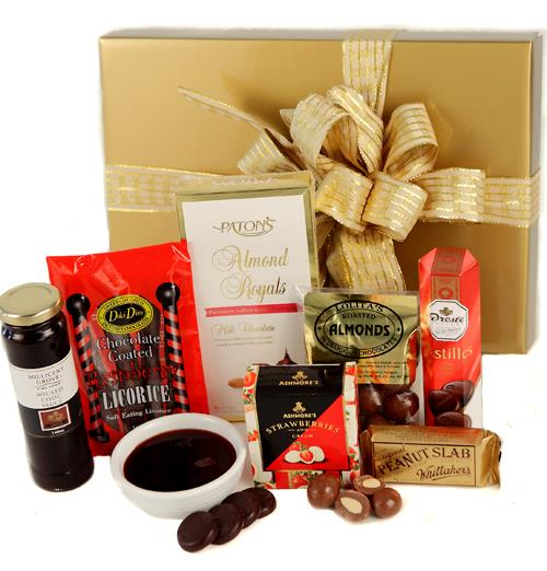 All About Chocolate - Chocolate Hamper