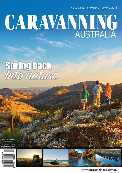Caravanning Australia Magazine 12 Month Subscription