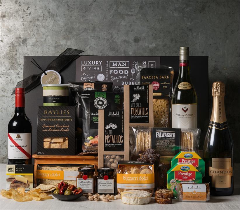 Cheese & Wine Office Share Hamper