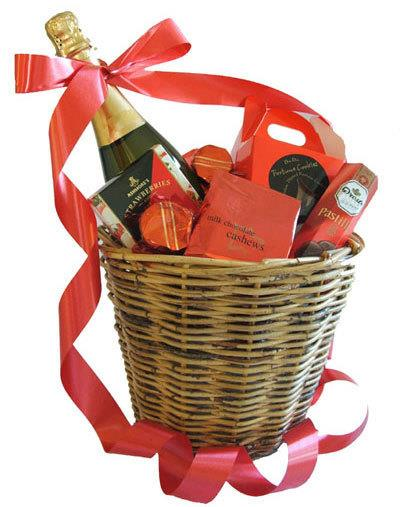 Chocolate Celebration - Gourmet Chocolate Hamper