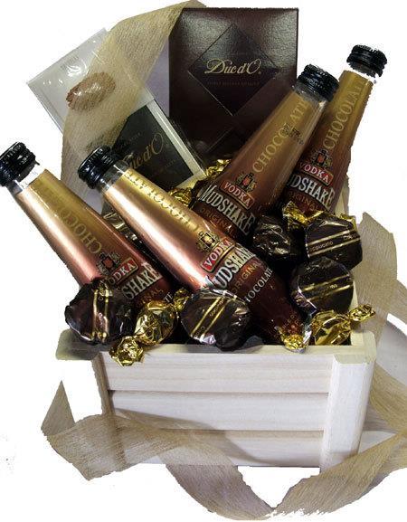 Chocolate Chocolate -Chocolate Hamper
