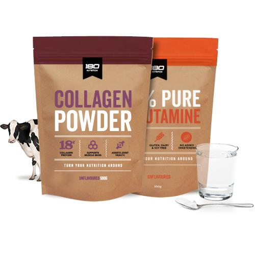 Collagen + L-Glutamine Bundle