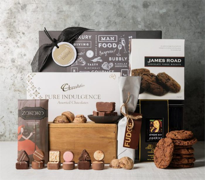Cookie and Chocolate Delights Hamper