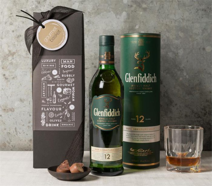 Glenfiddich 12 Yr Old Scotch Whisky