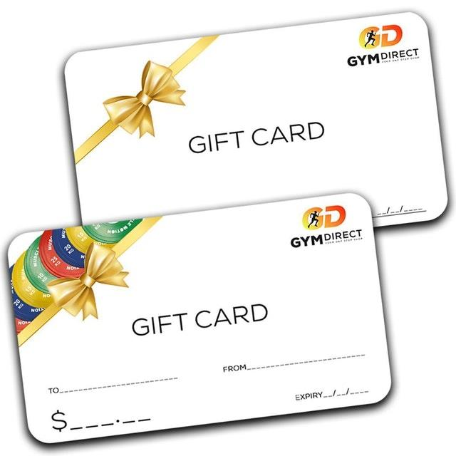 Gym Direct Gift Voucher