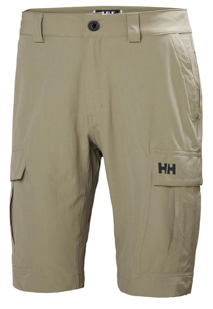 Helly Hansen Mens Outdoor Hh Qd Cargo Shorts 11