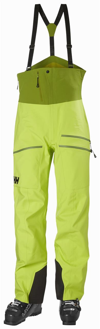 Helly Hansen Mens Outdoor Odin Mountain 3L Shell Bib Pant