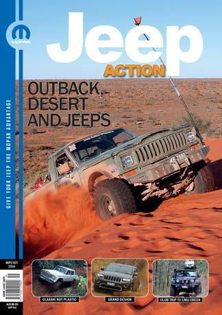 Jeep Action Magazine 12 Month Subscription
