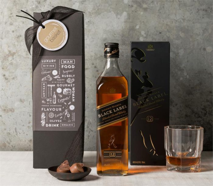 Johnny Walker Black Whisky