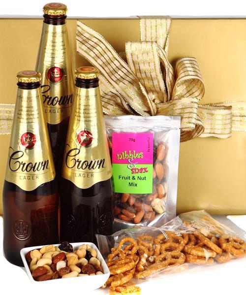 Liquid Gold - Free Chocolate Macadamias - Gift Hamper