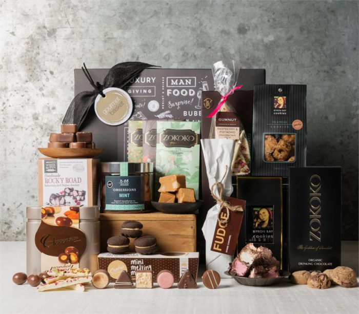 Luxury Chocolate Hamper