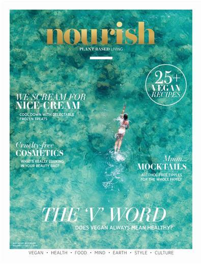 Nourish Magazine 12 Month Subscription