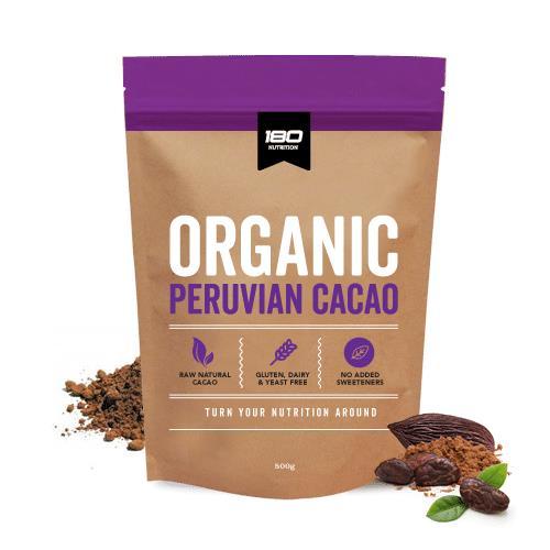 Organic Peruvian Cacao Powder