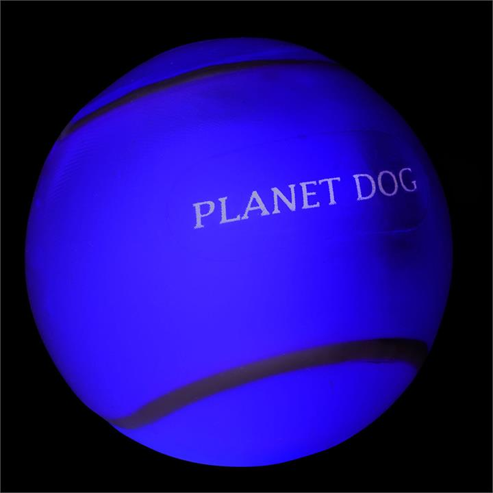 Planet Dog Orbee Tuff Tennis Ball Tough Dog Toy - Perfect size for Standard Chuckits