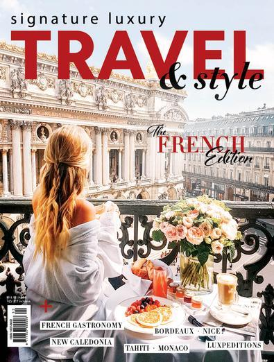 Signature Luxury Travel & Style Magazine 12 Month Subscription