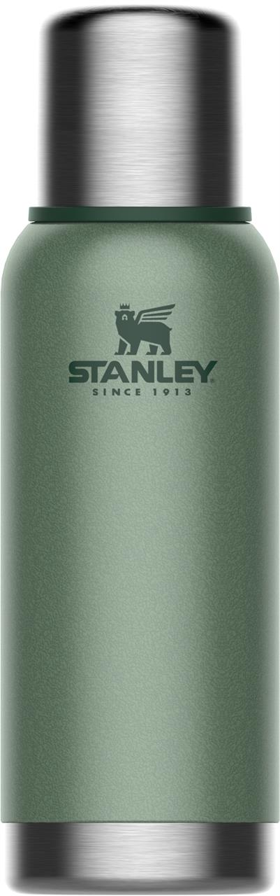 Stanley Vacuum Bottle Hammertone Green 25 Oz/ 0.73l