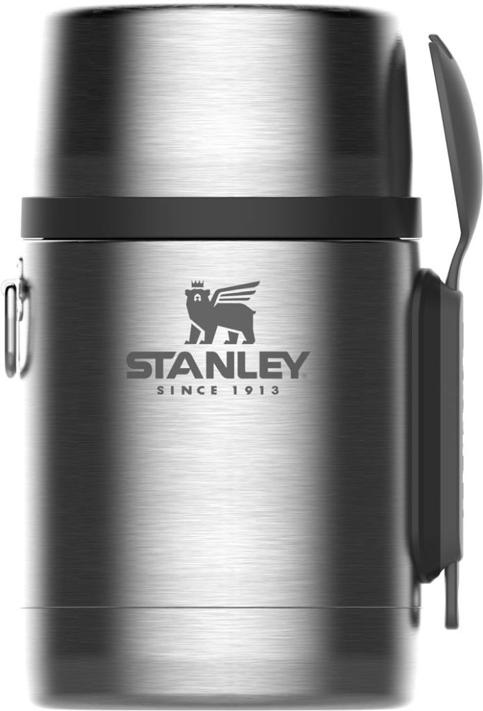 Stanley Vacuum Food Jar Stainless Steel 18 Oz/ 0.53l