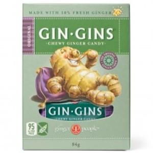 The Ginger People Gin Gins Ginger Chews 85g - Original