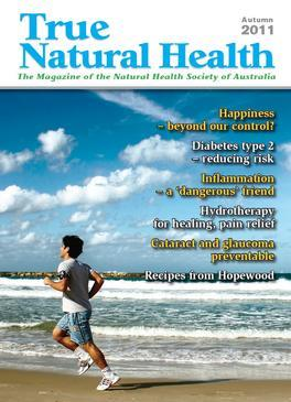 True Natural Health Magazine 12 Month Subscription