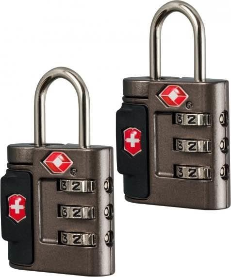 Victorinox Travel Sentry Approved Combination Lock Set