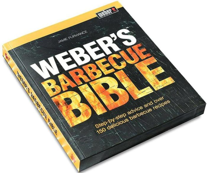 Weber - Barbecue Bible Cookbook