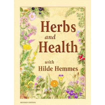 hilde hemmes herbs health with hilde hemmes book