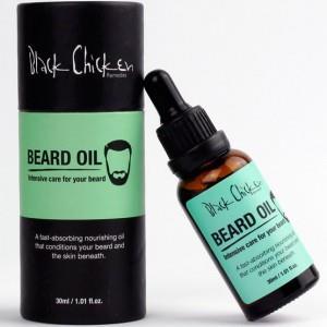 Black chicken remedies - beard oil 30ml
