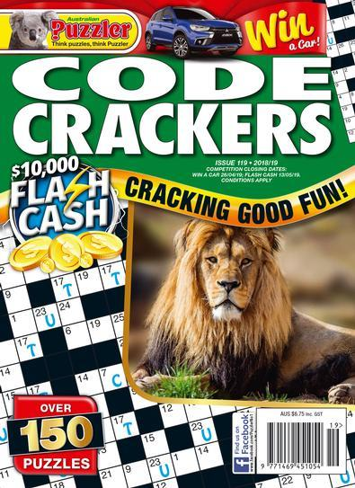 Code Crackers Magazine 12 Month Subscription