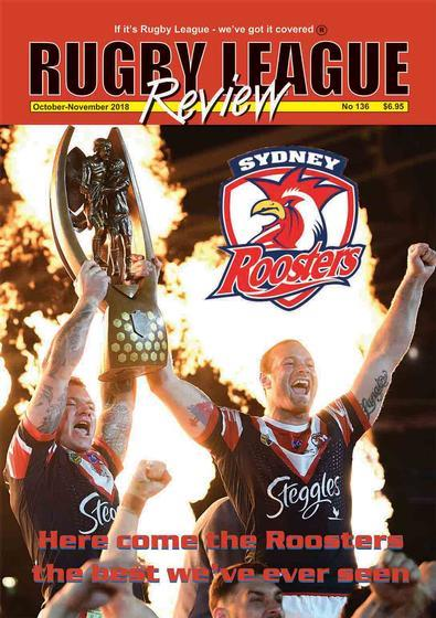 Rugby League Review Magazine 12 Month Subscription