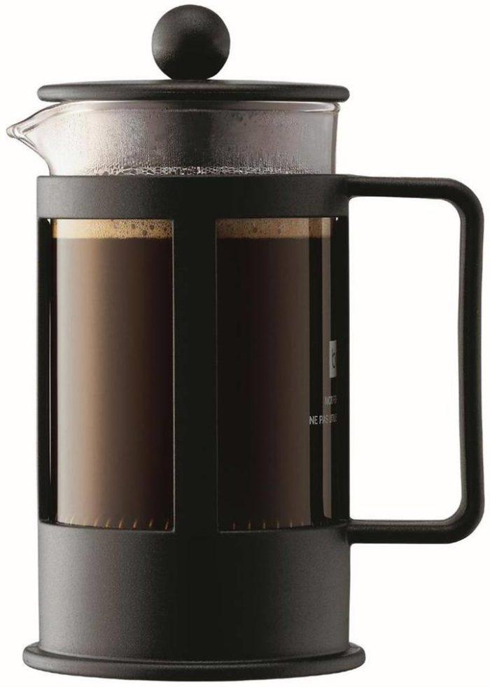 Bodum - Kenya 350mL Coffee Maker - Black