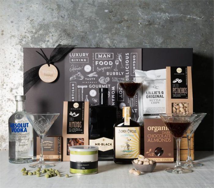 Deluxe Espresso Martini Cocktail Hamper