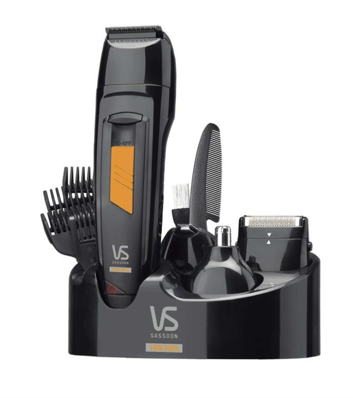 Vidal Sassoon Metro Carbon Titanium All-In-One Grooming System