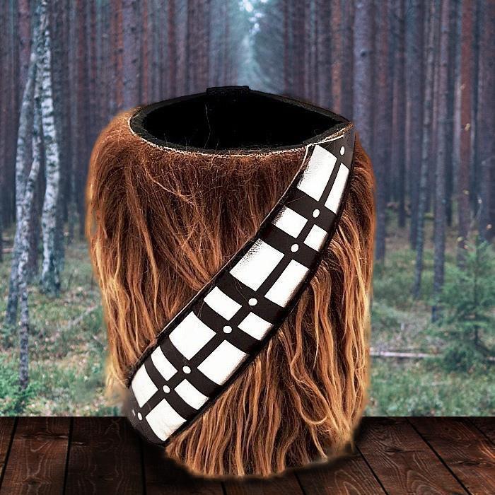Star Wars Chewbacca Furry Stubby Holder