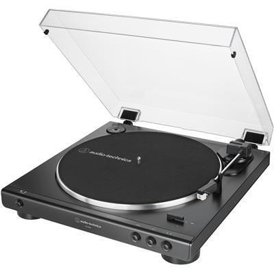 Audio Technica LP60X Fully Automatic Turntable (Black) [ATLP60XBK]
