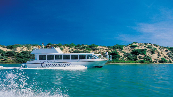 Coorong Adventure Cruise Adelaide